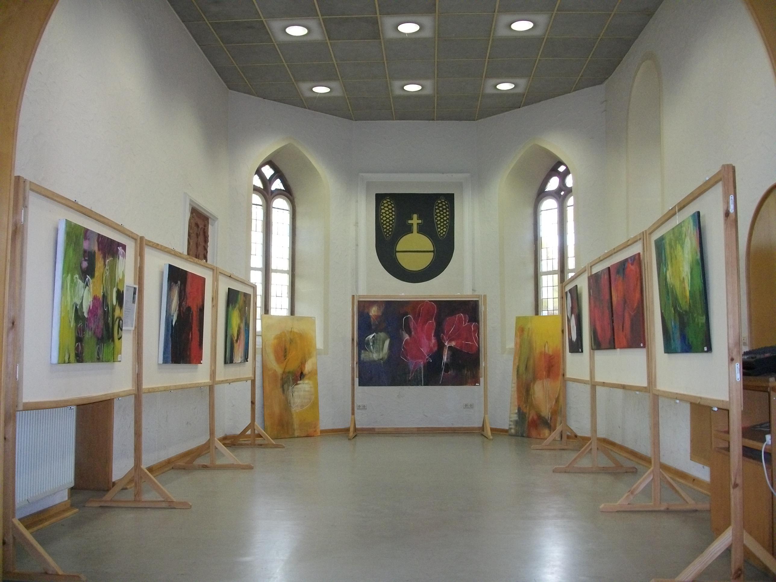 Kunst im Dorf 2-4-2011 024